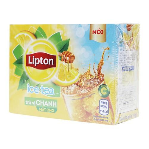 Trà Lipton Ice tea chanh mật ong 14gx16 - 4519897 , 16055848 , 15_16055848 , 41000 , Tra-Lipton-Ice-tea-chanh-mat-ong-14gx16-15_16055848 , sendo.vn , Trà Lipton Ice tea chanh mật ong 14gx16