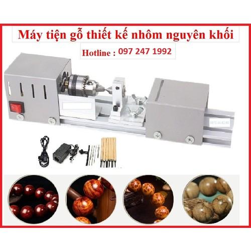 Máy tiện gỗ mini MTG054587215 - 11227951 , 16052591 , 15_16052591 , 549000 , May-tien-go-mini-MTG054587215-15_16052591 , sendo.vn , Máy tiện gỗ mini MTG054587215