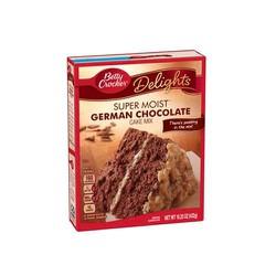 Bột Làm Bánh Socola Đức Mềm Ẩm hiệu Betty Crocker - hộp 432g - a33