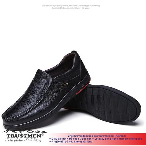 Giày nam công sở giày nam da thật Trustmen GLG052 - 11236488 , 16077755 , 15_16077755 , 625000 , Giay-nam-cong-so-giay-nam-da-that-Trustmen-GLG052-15_16077755 , sendo.vn , Giày nam công sở giày nam da thật Trustmen GLG052