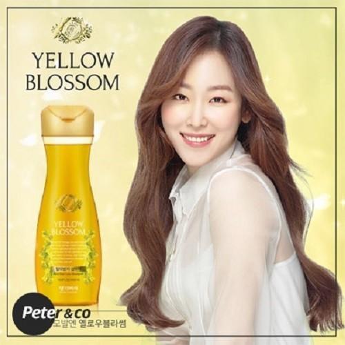 Dầu Gội Trị Rụng Tóc Kích Thích Mọc Tóc Hàn Quốc Yellow Blossom