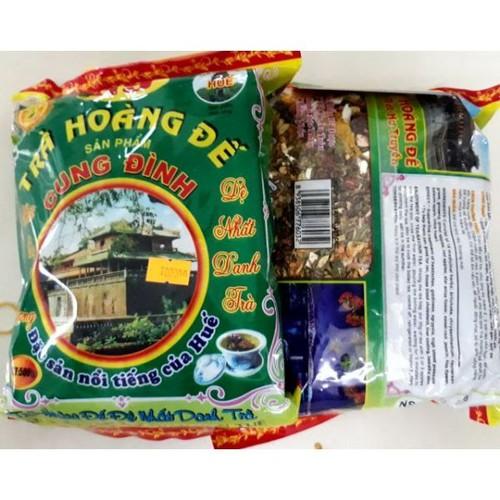 2 gói 500gr Trà Cung đình Hoàng Đế G9_ đặc sản Huế - 4675094 , 16081132 , 15_16081132 , 98000 , 2-goi-500gr-Tra-Cung-dinh-Hoang-De-G9_-dac-san-Hue-15_16081132 , sendo.vn , 2 gói 500gr Trà Cung đình Hoàng Đế G9_ đặc sản Huế