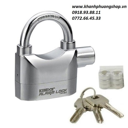 ổ khóa chống trộm - khóa chống trộm