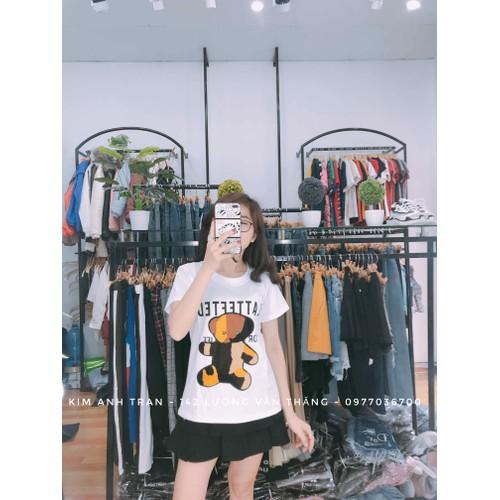 áo phông gấu 3D