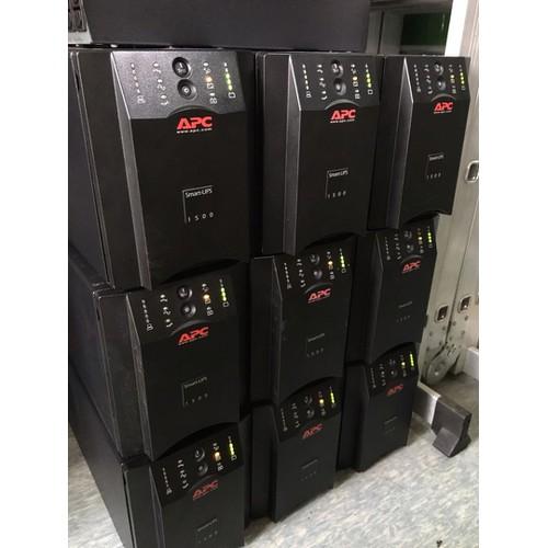 Bộ Lưu Điện UPS APC1500VA 980W SUA1500I - Like New - Có ắc quy
