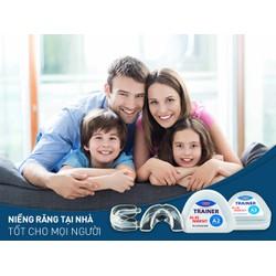 Bộ niềng răng tại nhà dùng cho người lớn và trẻ em