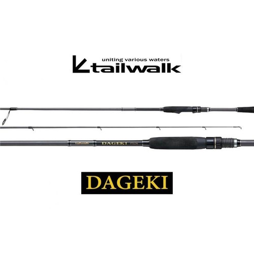 Cần lure máy đứng TailWalk Dageki S802M - 11239359 , 16086087 , 15_16086087 , 3520000 , Can-lure-may-dung-TailWalk-Dageki-S802M-15_16086087 , sendo.vn , Cần lure máy đứng TailWalk Dageki S802M