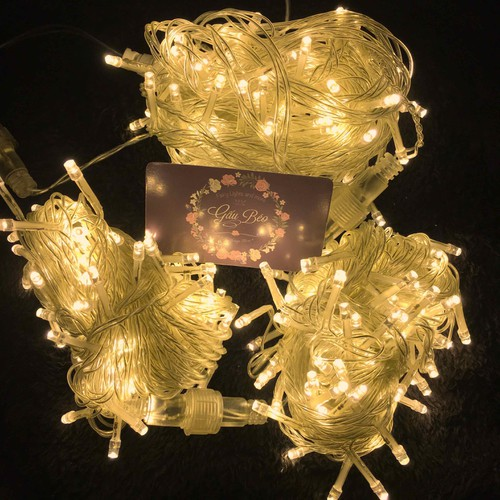 Dây đèn Fairy Light 10 mét bóng đầu đũa cắm điện loại cao cấp - 7544731 , 16091158 , 15_16091158 , 136000 , Day-den-Fairy-Light-10-met-bong-dau-dua-cam-dien-loai-cao-cap-15_16091158 , sendo.vn , Dây đèn Fairy Light 10 mét bóng đầu đũa cắm điện loại cao cấp