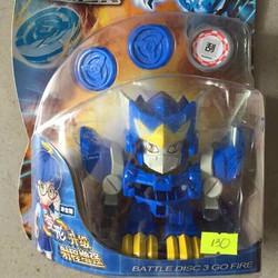 chiến Long xạ thủ 3 - xanh dương