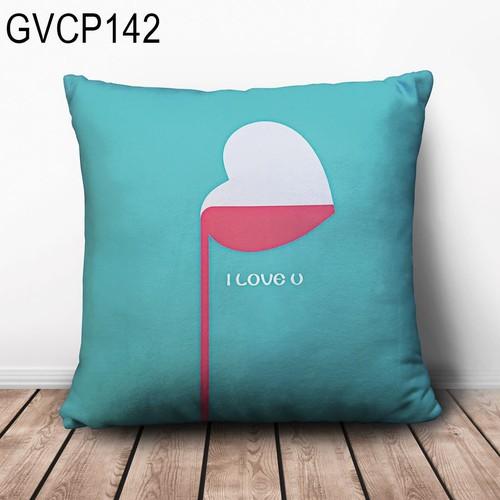 Gối vuông Tình yêu GVHT170