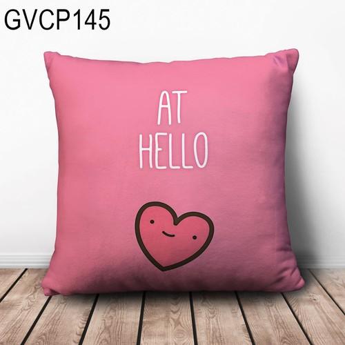 Gối vuông Tình yêu GVHT173