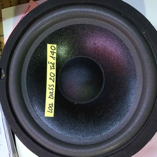 Loa bass 20 từ 140 giá cho 1 đôi