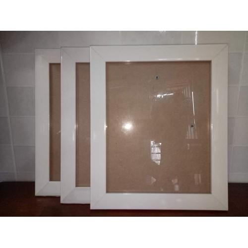 Bộ 2khung hình trắng 20x25cm treo tường - 11242949 , 16095480 , 15_16095480 , 108000 , Bo-2khung-hinh-trang-20x25cm-treo-tuong-15_16095480 , sendo.vn , Bộ 2khung hình trắng 20x25cm treo tường