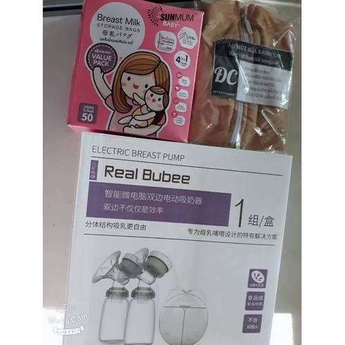 bộ 3 sản phẩm máy hút sữa