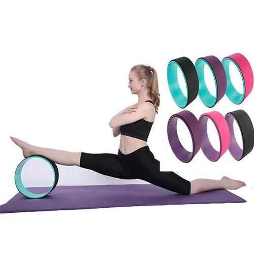 Dụng cụ vòng tập yoga