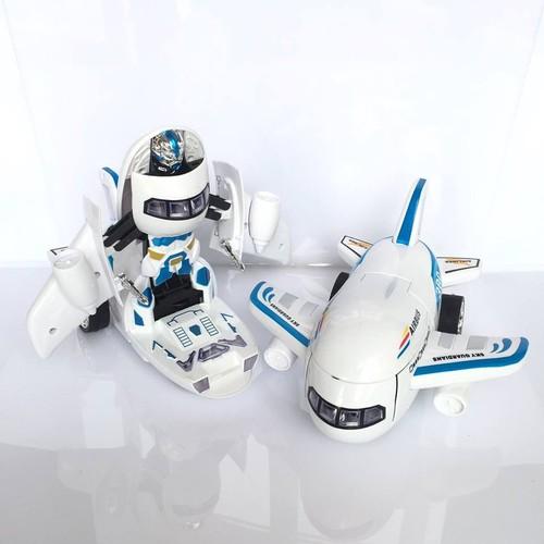Máy Bay Biến Hình Thành Robot Phát Nhạc Vui Nhộn Cho Bé - 10431032 , 16093187 , 15_16093187 , 200000 , May-Bay-Bien-Hinh-Thanh-Robot-Phat-Nhac-Vui-Nhon-Cho-Be-15_16093187 , sendo.vn , Máy Bay Biến Hình Thành Robot Phát Nhạc Vui Nhộn Cho Bé