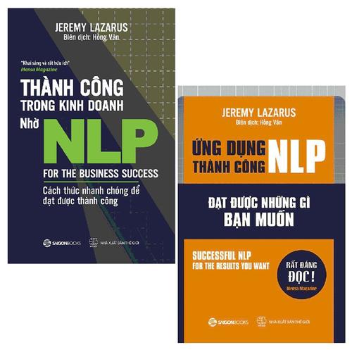 Combo 2 cuốn: Ứng Dụng Thành Công NLP, Thành Công Trong Kinh Doanh Nhờ NLP - 4676794 , 16099107 , 15_16099107 , 300000 , Combo-2-cuon-Ung-Dung-Thanh-Cong-NLP-Thanh-Cong-Trong-Kinh-Doanh-Nho-NLP-15_16099107 , sendo.vn , Combo 2 cuốn: Ứng Dụng Thành Công NLP, Thành Công Trong Kinh Doanh Nhờ NLP