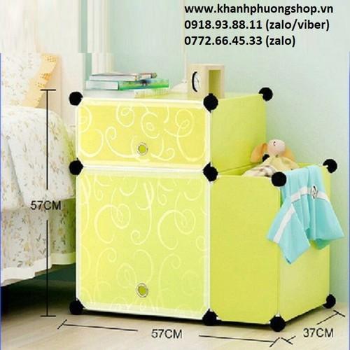 tủ nhựa ghép - tủ nhựa ghép 2 tầng - 11248926 , 16109502 , 15_16109502 , 175000 , tu-nhua-ghep-tu-nhua-ghep-2-tang-15_16109502 , sendo.vn , tủ nhựa ghép - tủ nhựa ghép 2 tầng