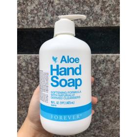 [GIÁ SẬP SÀN] Sữa Rửa Tay Và Mặt Aloe Hand Soap 523FLP - 523