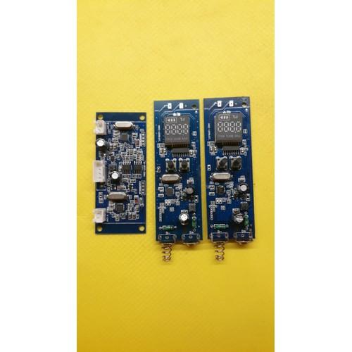 Mạch Micro 2 Nút Bấm 1 Mạch Thu 2 Mạch Mic
