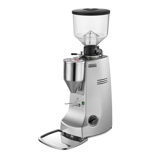 Mazzer- Máy xay cà phê Mazzer Major Electronic- Silver