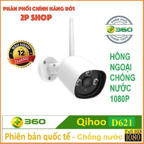 Camera Qihoo 360 D621-02 Full Hd 1080P Ngoài Trời Chống Nước Bản Quốc Tế - 7548345 , 16111641 , 15_16111641 , 2100000 , Camera-Qihoo-360-D621-02-Full-Hd-1080P-Ngoai-Troi-Chong-Nuoc-Ban-Quoc-Te-15_16111641 , sendo.vn , Camera Qihoo 360 D621-02 Full Hd 1080P Ngoài Trời Chống Nước Bản Quốc Tế