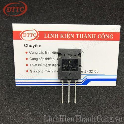 G60N100 IGBT 1000V 60A TO264 Tháo Máy