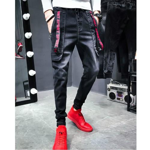 quần jogger jeans túi dây kéo sport Mã: ND1378 - 11249364 , 16110346 , 15_16110346 , 450000 , quan-jogger-jeans-tui-day-keo-sport-Ma-ND1378-15_16110346 , sendo.vn , quần jogger jeans túi dây kéo sport Mã: ND1378