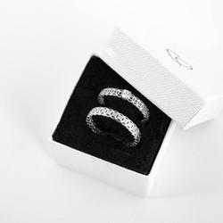 Nhẫn thần tài trơn - Nhẫn bạc cao cấp PANMILA [TS.NN.K2]