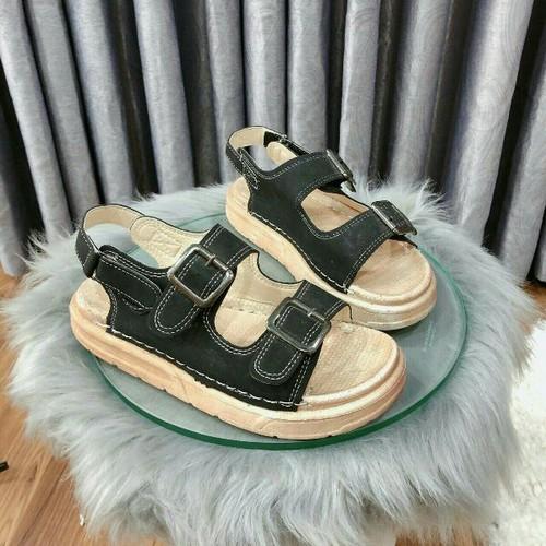 giày sandal đế hàng qc