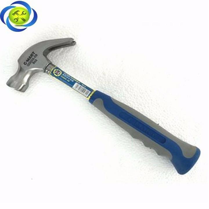 Búa nhổ đinh cán sắt C-Mart G0005-8 8oz nặng 226 grams 4