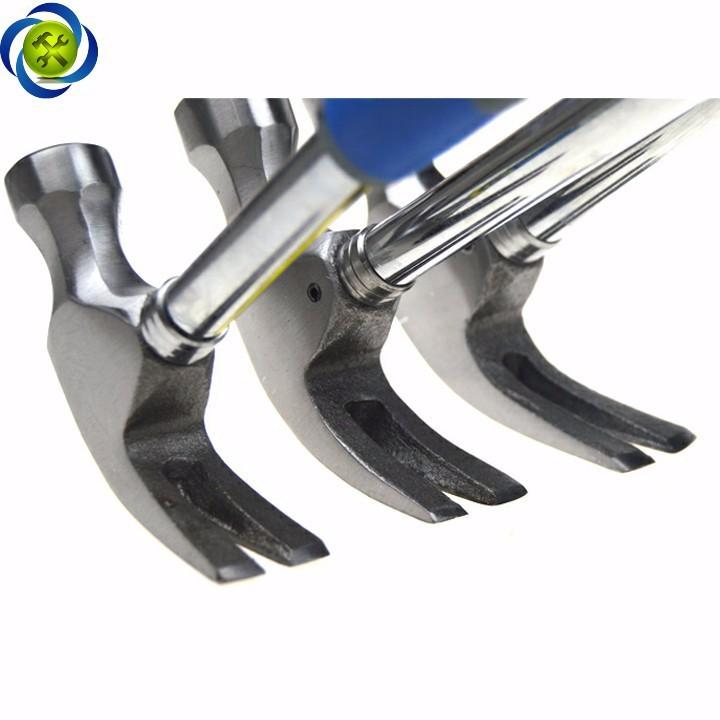 Búa nhổ đinh cán sắt C-Mart G0005-8 8oz nặng 226 grams 3