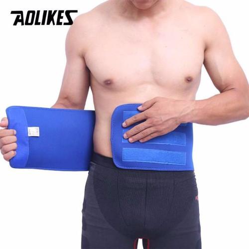 Đai lưng mềm siêu thấm mồ hôi Aolikes A1690