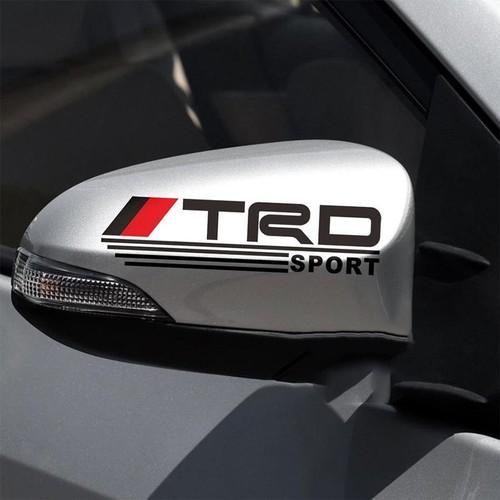 2 miếng Decal dán gương chiếu hậu cho ô tô TRD Sport - Tem dán gương chiếu hậu xe hơi - 11248736 , 16109214 , 15_16109214 , 89000 , 2-mieng-Decal-dan-guong-chieu-hau-cho-o-to-TRD-Sport-Tem-dan-guong-chieu-hau-xe-hoi-15_16109214 , sendo.vn , 2 miếng Decal dán gương chiếu hậu cho ô tô TRD Sport - Tem dán gương chiếu hậu xe hơi