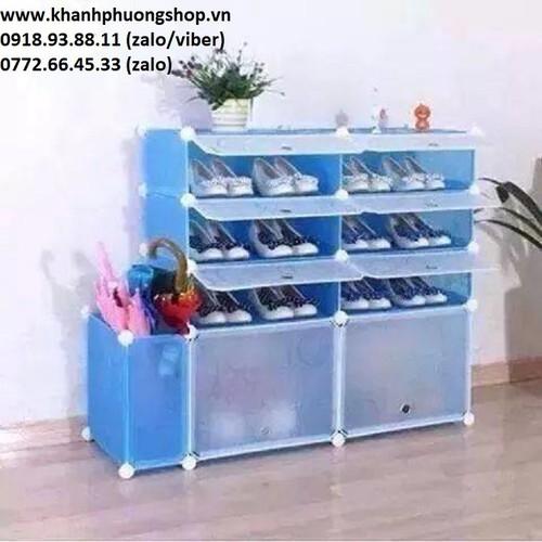 Tủ nhựa ghép - tủ nhựa ghép để giày