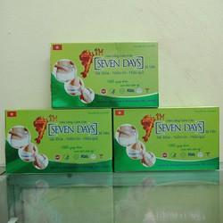 Sevenday hộp 36 viên liệu pháp giảm cân an toàn hiệu quả từ thảo dược