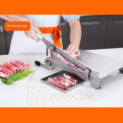 Dụng cụ chặt thịt gà, thái thịt đông lạnh đa năng FOODCOM- bản đặc biệt