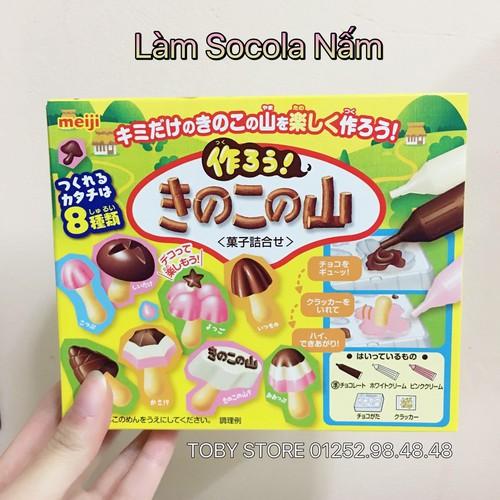 Popin cookin bộ làm socola nấm - 11249806 , 16111270 , 15_16111270 , 100000 , Popin-cookin-bo-lam-socola-nam-15_16111270 , sendo.vn , Popin cookin bộ làm socola nấm