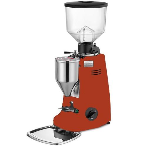 Mazzer- Máy xay cà phê Mazzer Major Electronic- Dark Red