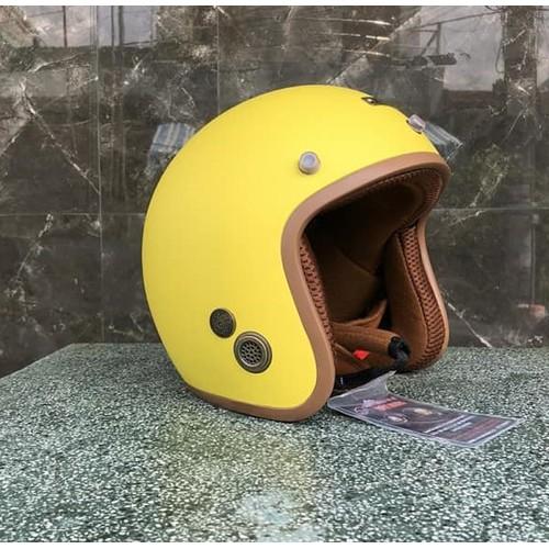 Mũ Bảo Hiểm Cao Cấp - 3 Phần 4 chuyên phượt