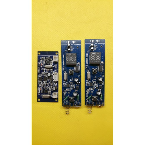 Mạch Micro 1 Nút Bấm Combo 2 Mạch Mic 1 Mạch thu