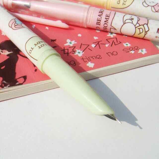 Bút máy kim tinh MG