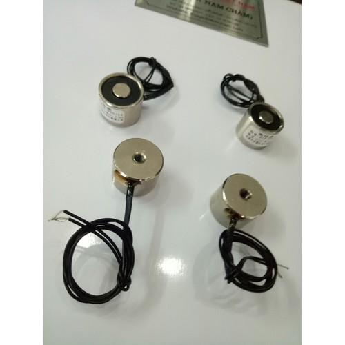 Nam châm điện 25N-2.5kg-12v - 11253354 , 16119800 , 15_16119800 , 95000 , Nam-cham-dien-25N-2.5kg-12v-15_16119800 , sendo.vn , Nam châm điện 25N-2.5kg-12v