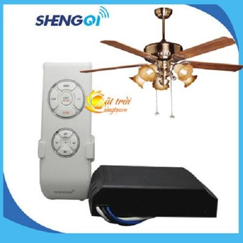 Bộ điều khiển quạt trần có đèn cao cấp loại rẻ - 7549925 , 16120903 , 15_16120903 , 195000 , Bo-dieu-khien-quat-tran-co-den-cao-cap-loai-re-15_16120903 , sendo.vn , Bộ điều khiển quạt trần có đèn cao cấp loại rẻ
