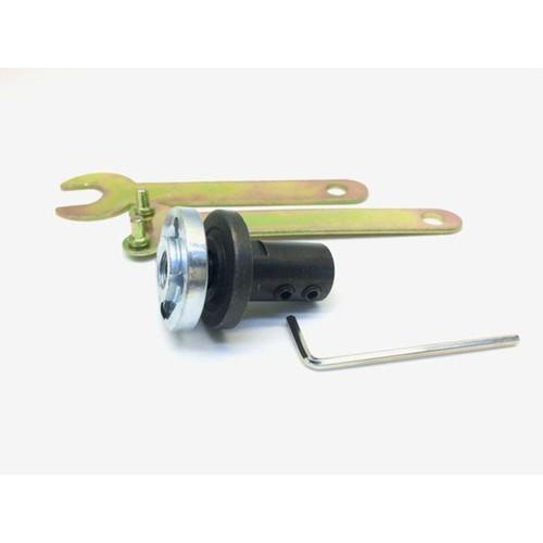 Bộ kẹp lưỡi cắt M10 lỗ 5mm dùng cho motor 775 - M10