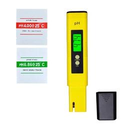 Bút đo độ PH PH-2LED, Máy đo PH, Dụng cụ đo độ kiềm, Thiết bị đo nồng độ Axit, Có đèn led