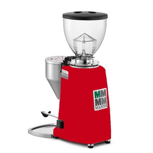 Mazzer- Máy xay cà phê Mazzer Mini Elettronico A- Red