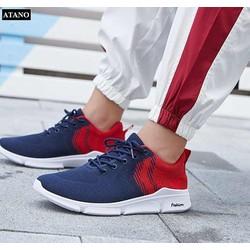 [ NHẬP FA30A2 GIẢM 30K CHO ĐƠN 150k ] – Giày thể thao nam êm chân, nhẹ, khử mùi, thoáng khí