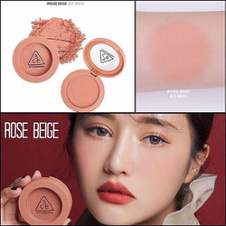 Phấn Má Hồng 3CE 2017 Stylenanda Mood Recipe Face Blush - ROSE BEIGE