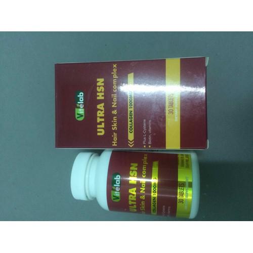 Viên kích thích mọc tóc Ultra HSN - 7550303 , 16123666 , 15_16123666 , 480000 , Vien-kich-thich-moc-toc-Ultra-HSN-15_16123666 , sendo.vn , Viên kích thích mọc tóc Ultra HSN